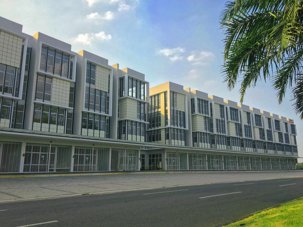 Image Grand Business Park Shophouse 4